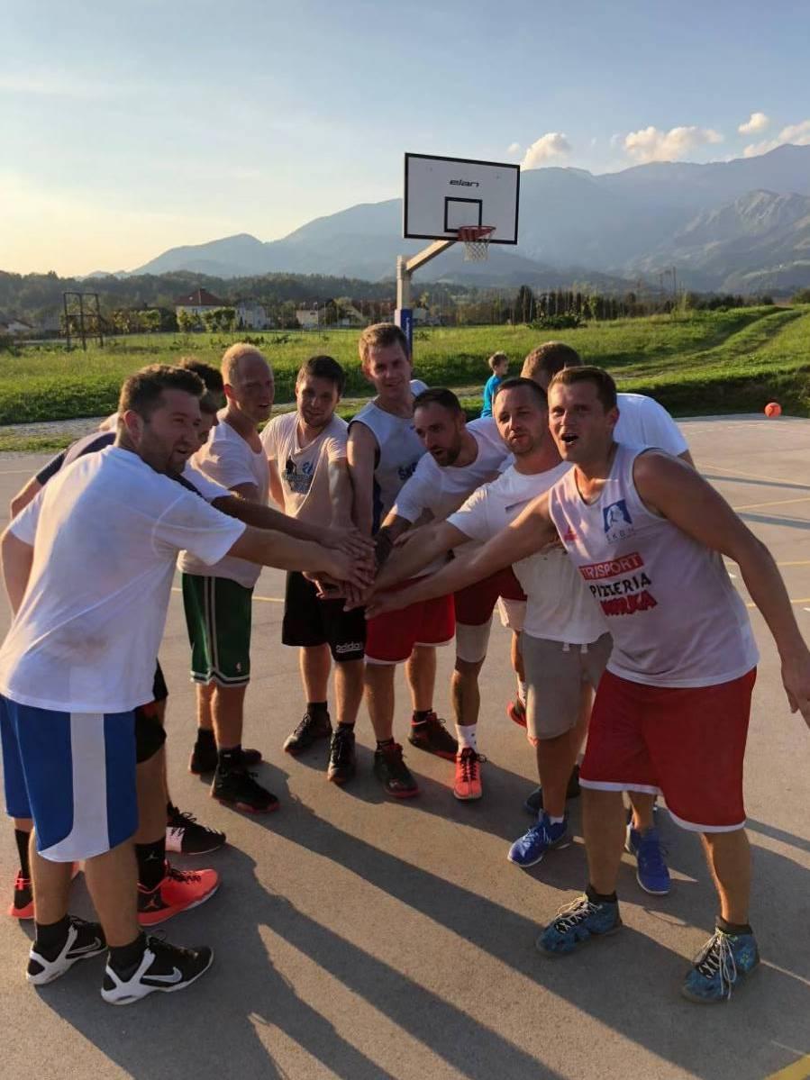 6-urni košarkarski maraton dobili Mekinjčani